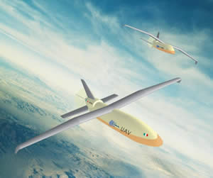 CIRA Unmanned Aerial Vehicle